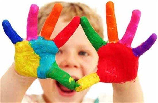 Çocuk resimlerinde ruhsal gelişim ifadeleri