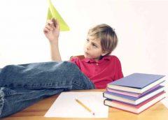 Çocuklarda dikkat ve algı bozukluğu