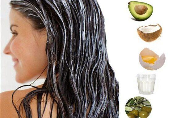 ince telli saçlar için evde uygulayabileceğiniz 5 maske önerisi | Aile Notları