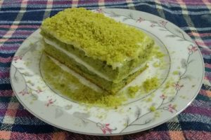 Ispanaklı pasta tarifi (porsiyonluk)