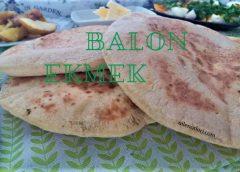 Balon ekmek tarifi Balon bazlama Pita
