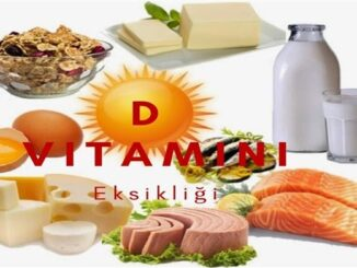 D vitamini eksikliği neden olur belirtileri nedir