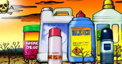 deterjanların zararları ve insan sağlığına etkileri