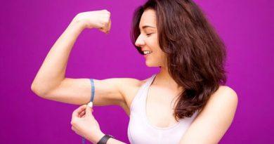 Kadınlarda sarkık kollar nasıl sıkılaştırılır