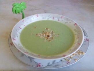 Sütlü brokoli çorbası tarifi, brokolinin faydaları, resimli anlatım