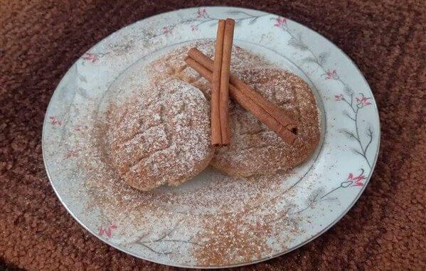 Salebin can dostu; Tarçınlı kurabiye tarifi