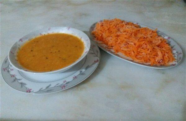 tarhana çorbası tarifi