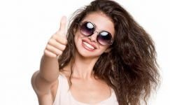 Yüz şekline göre güneş gözlüğü seçimi