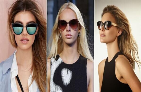 güneş gözlüğü cam rengi