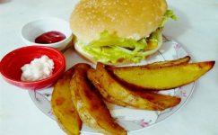 Mutfak seni çağırıyooo: Hamburger tarifi
