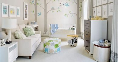 ideal bebek odası