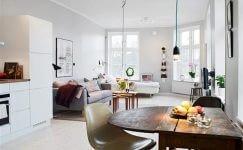 Küçük evlerde ferah alanlar yaratmak için ipuçları