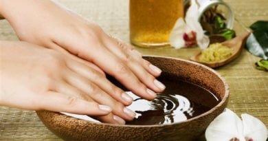 Manikür suyu nasıl hazırlanır, hangi içeriklerle hazırlanabilir