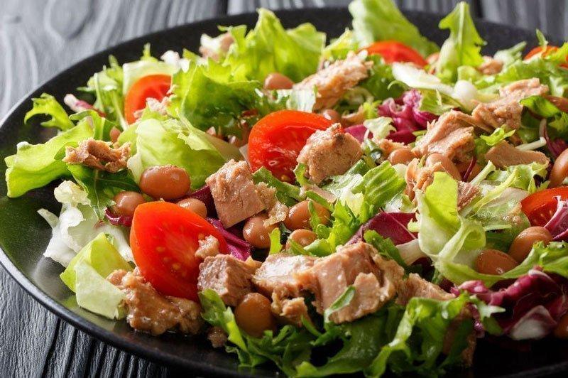 ton balıklı salata sosu