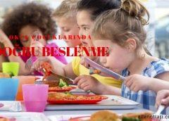 okul çocukları için doğru beslenme önerileri