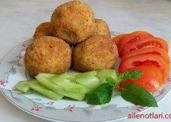 peynirli çıtır patates topları