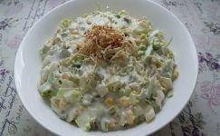 Her lezzetin yanına, her saate: tavuk salatası tarifi