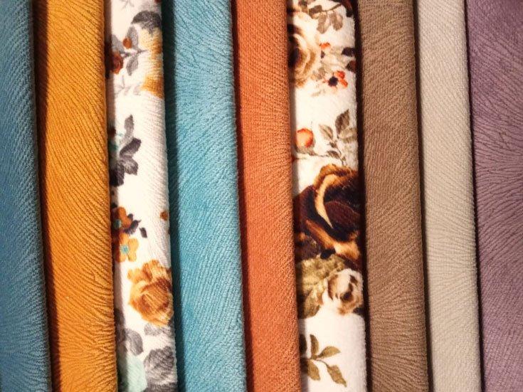 Taytüyü kumaş renkleri