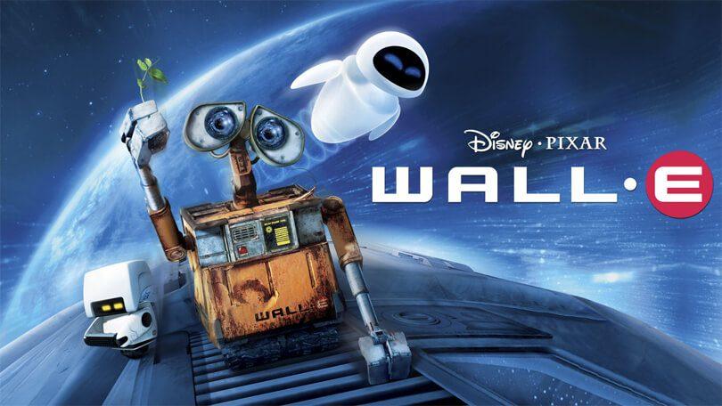 en iyi animasyon filmleri-wall-e